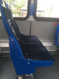 Bus - new seats