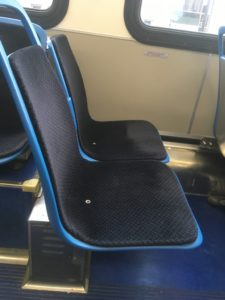 Bus - old seats
